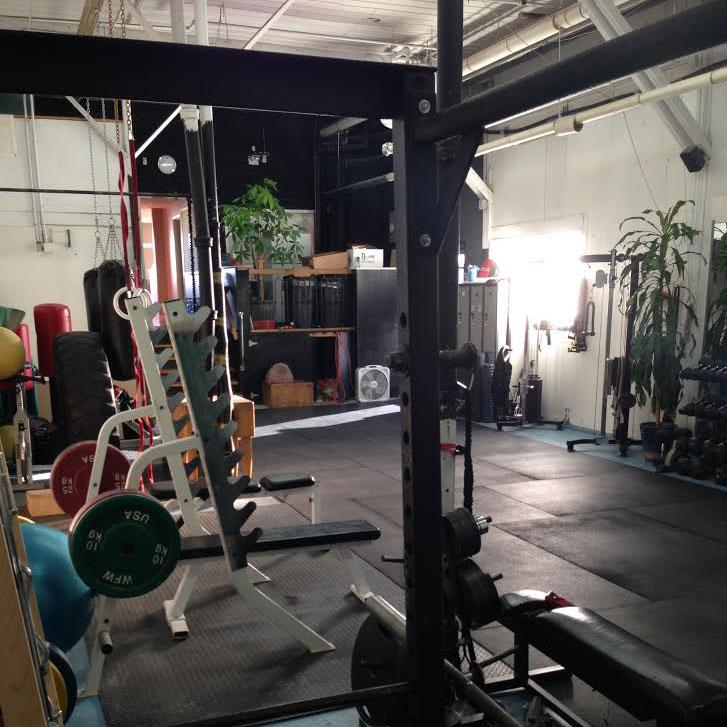 Gym Area - 1